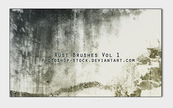 Rust Brushes