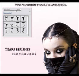 Tears Brushes