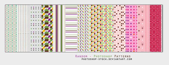 Random - PS Patterns