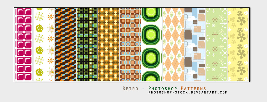 Retro - PS Patterns