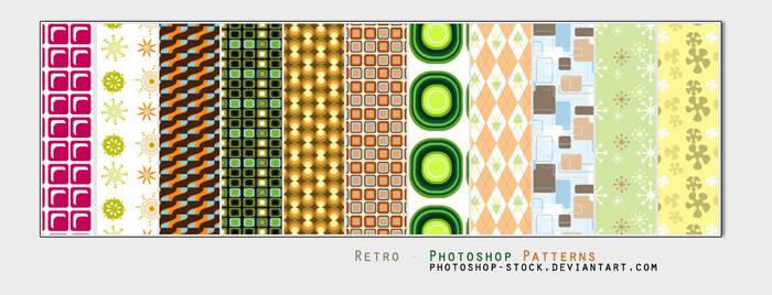 Retro - PS Patterns