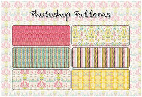 Patterns 2 by photoshop-stock