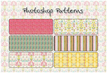 Patterns favourites by icerydragon on DeviantArt