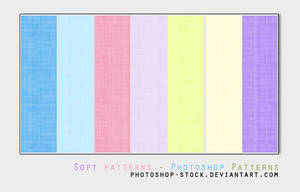 Soft Patterns by photoshop-stock