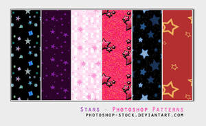 Stars - Ps Patterns by photoshop-stock