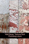Wall Decay- Texture Pack