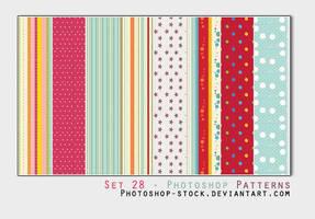 Set 28 - Photoshop Patterns