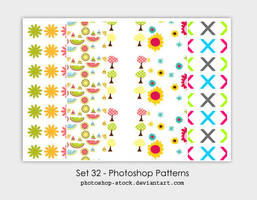 Set 32 - Photoshop Patterns