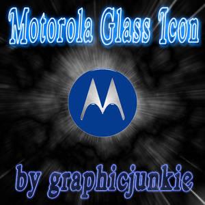 Motorola Glass Icon