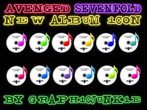 A7X New Album MVI Glass Icon