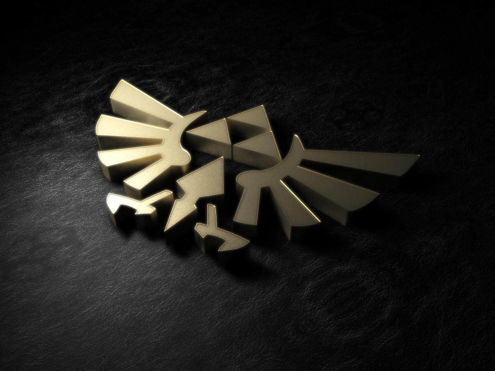 Zelda Triforce by d03090