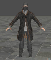 TW-WD Extract models and textures tutorial Etc by emir2015