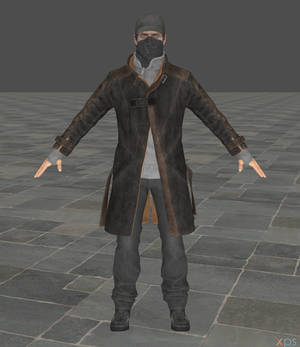 TW-WD Extract models and textures tutorial Etc