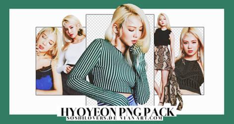 [PNG PACK] Hyoyeon #O3