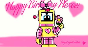 Happy Birthday Plexee