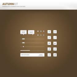 FREE Web UI Kit by dude2k