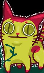 Kitty by Charognette