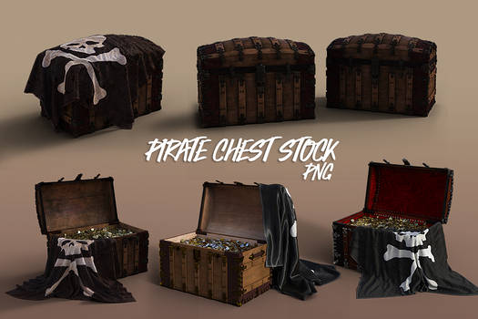 Pirate Chest Stock