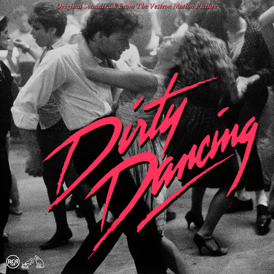 Dirty Dancing Soundtrack Jacket On Deviantart Jpg 894x894 Cover