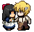 Aya and Dio by Neko3935