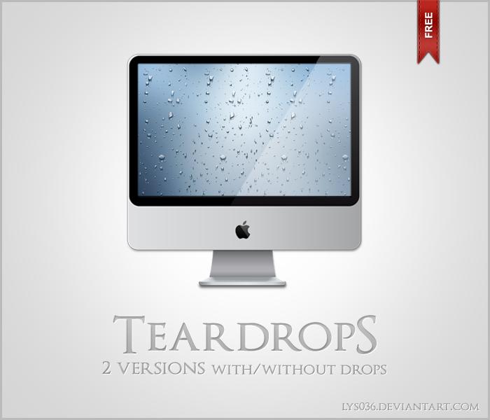 Teardrops by lys036
