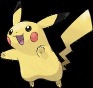 Pikachu Cursor by Shidei