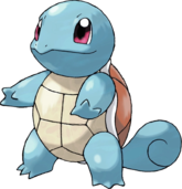 Squirtle Cursor by Shidei