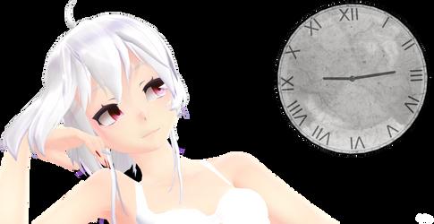 [MMD . DL] Simple Clock Download