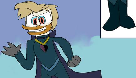 DuckTales - Jasper Classcart (Villainous Form)