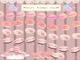 Free Lace and sweets brushes [Tutorial now up]