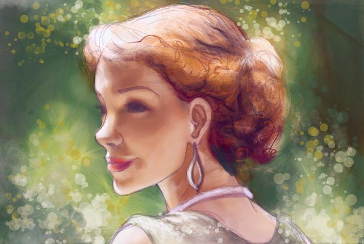 Portrait in DaMuro