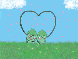 001 - Bulbasaur in Love