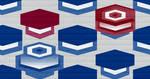 Corporate Buttons Tile Wallpaper