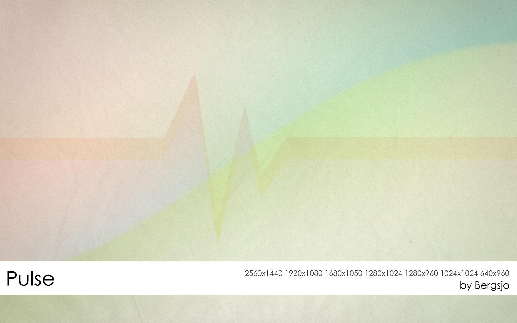 Pulse - Wallpaper by Bergsjo