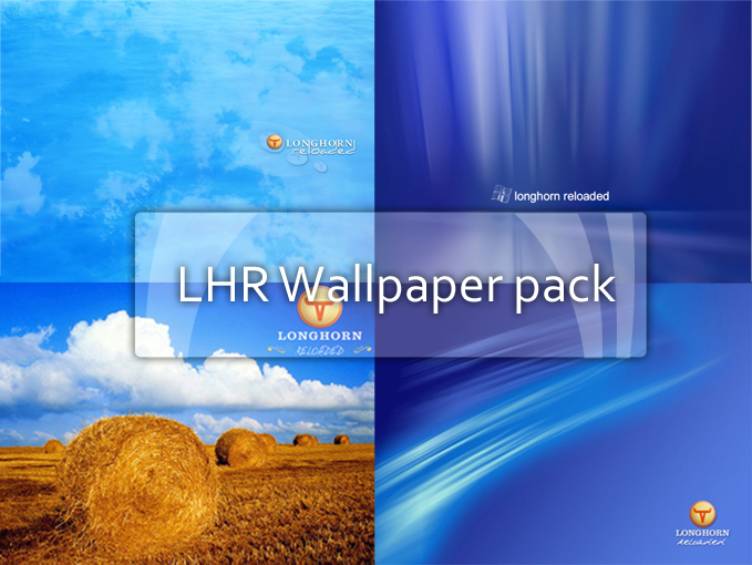 LHR Wallpaper Pack by Technigma
