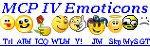 MCP IV Emoticons by brentonjaybolton