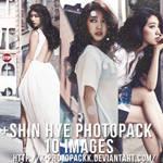 PARK SHIN HYE - PHOTOPACK #1 by K-Photopackk