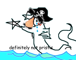AA: Definitely Not Pristis by Usakan