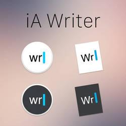 iA Writer Yosemite Icons