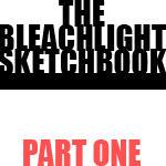 The Bleachlight Sketchbook (Ichigo and Rukia) by Laikkuseia