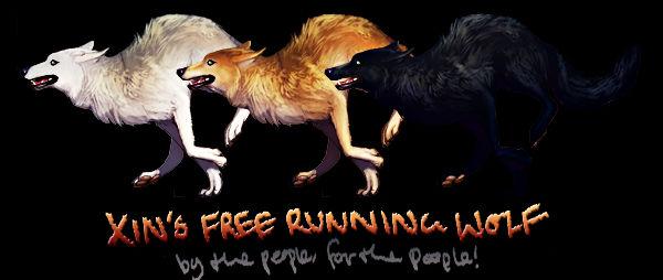 Free Running Wolf Base