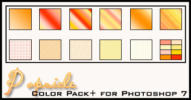 Popsicle Color Pack+