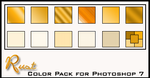 Rust Color Pack