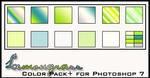 Lemongrass Color Pack+