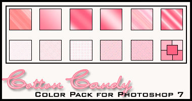 Cotton Candy Color Pack