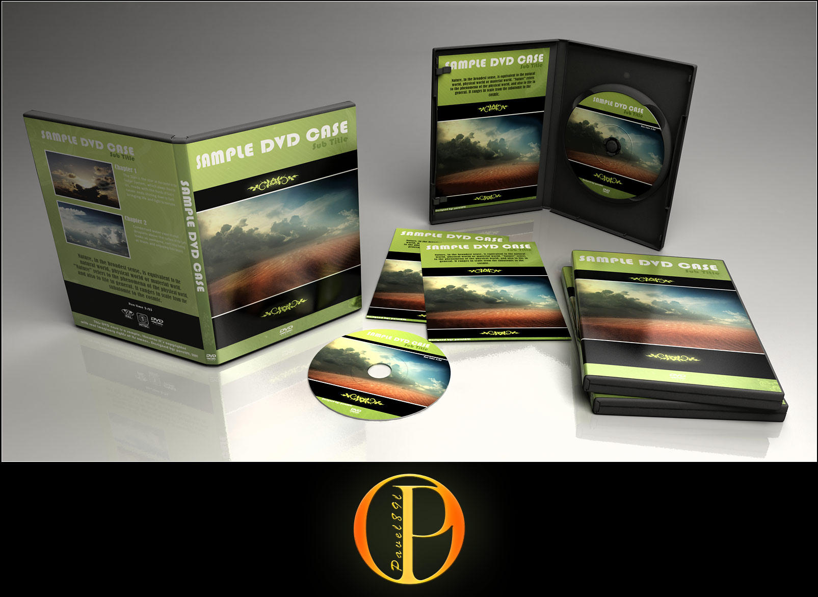 DVD Case by pavel89l