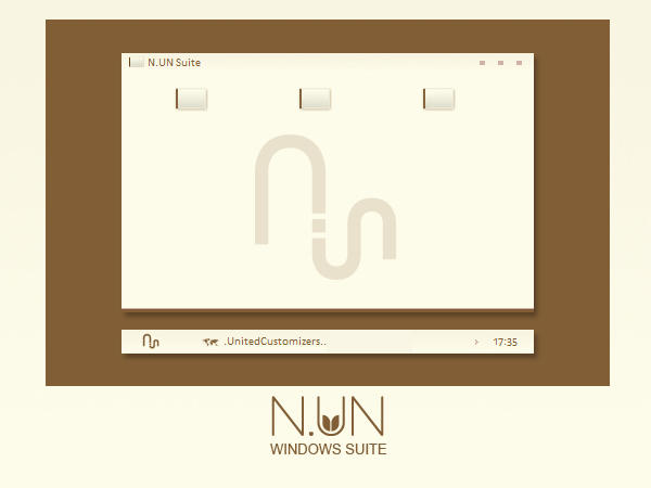 N.UN Suite by UnitedCustomizers