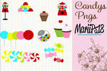 Candys Png's