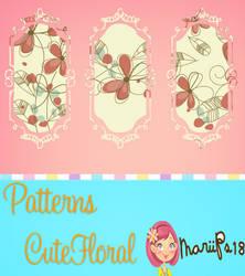 Pattern CuteFloral by MariiPs18