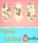 Pattern CuteFloral